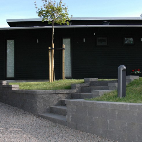 Heda Garden Wall Stödmur