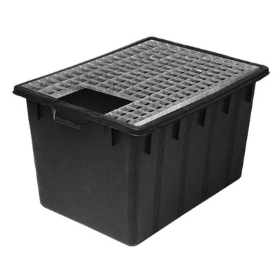 Stålgaller JP Container